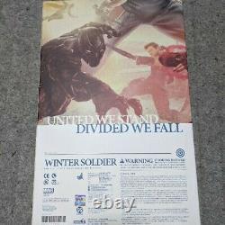 HOT TOYS MMS351 1/6 Captain America 3 Civil War Winter Soldier Bucky MINT