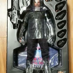 HOT TOYS Marvel Civil War Captain America Winter Soldier 1/6 Figure Genuine