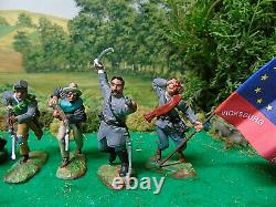 Hand Painted Conte-tssd-cts-replicants CIVIL War Soldiers