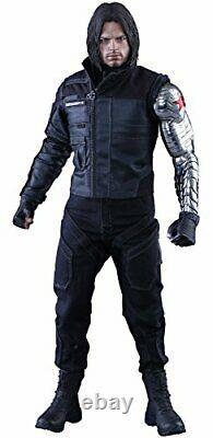 Hot Toys 1/6 MMS351 Civil War Captain America Bucky Barnes Winter Soldier