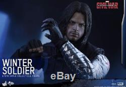 Hot Toys 1/6 Marvel Captain America CIVIL War Mms351 Winter Soldier