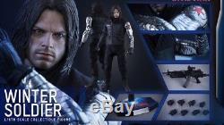 Hot Toys 1/6 Marvel Captain America CIVIL War Mms351 Winter Soldier Bucky Barnes