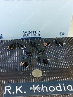 Hot Toys MMS351 Winter Soldier Civil War Bucky figure's 1/6 scale 9 hands only