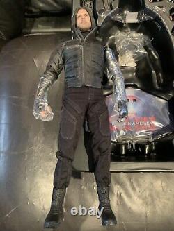 Hot Toys MMS 351 Captain America 3 Civil War Winter Soldier