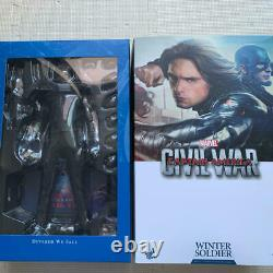 Hot Toys Winter Soldier Civil War Edition from Japan