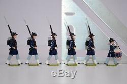 Imperial Collectors Figurines Lead Soldiers No 25 No 25A Iron Brigade Civil War