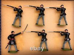 Imperial Toy Soldiers Americana Series Union Infantry no 5 (Civil War) 54 mm NEW