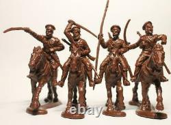 Inzhener Basevich Plastic Toy Soldiers WW1 Russian Civil War 33 1/32 54 mm