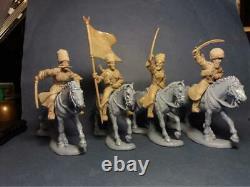 Inzhener Basevich Plastic Toy Soldiers WW1 Russian Civil War 34 1/32 54 mm