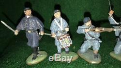 Irish Brigade Retired Civil War Figures by Soldier Gallery Retired Group 2