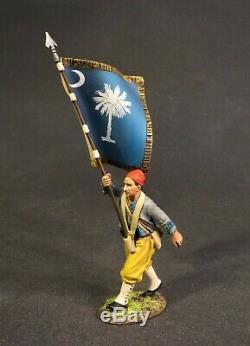 John Jenkins American CIVIL War Cshz-04 Hamptons South Carolina Zouave Flag
