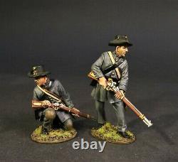 John Jenkins American CIVIL War Cspr-08 South Carolina Palmetto Riflemen Skirmi