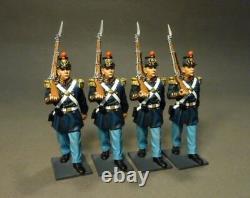 John Jenkins Designs Soldiers DEX01BN American Civil War US Marine Full Dress 1