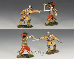 KING AND COUNTRY English Civil War English Civil War Duellists PnM065