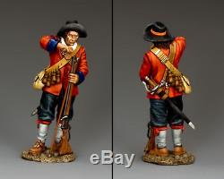 KING AND COUNTRY English Civil War Loading Musketeer PnM011