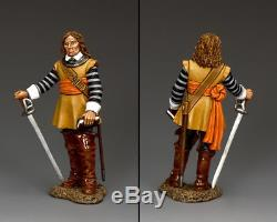 KING AND COUNTRY English Civil War Oliver Cromwell PnM008