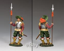 KING AND COUNTRY English Civil War Sergeant-At-Arms PnM062