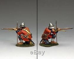 KING AND COUNTRY Kneeling Firing, English Civil War PnM027