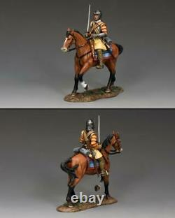 KING AND COUNTRY Roundhead with Sword, English Civil War PnM045