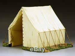 KING & COUNTRY CIVIL WAR CW056 OFFICER'S TENT