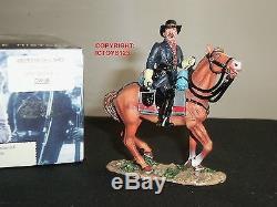 King And Country Cw58 American CIVIL War Major General John Buford Mounted