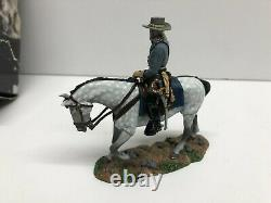 King & Country CIVIL WAR CW011 General Robert E. Lee with Horse