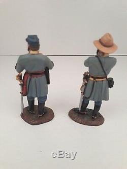 King & Country CW057 CIVIL WAR Jackson & Longstreet