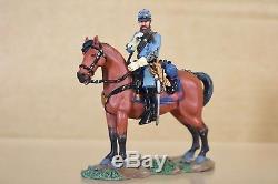 King & Country Cw03 American CIVIL War Mounted General Thomas Stonewall Jackson