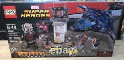 LEGO 76051 Captain America Civil War, SUPER HERO AIRPORT BATTLE BRAND NEW