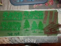 Marx Custers Last Stand Playset Rare