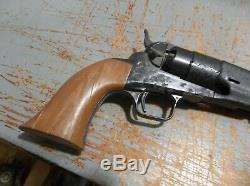 Marx toy civil war pistol sharps rifle sword shooting shell