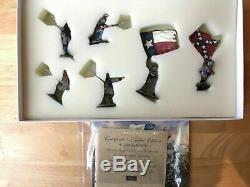 NEW W. Britains Troiani Civil War Lone Star Texans Antietam Cornfield