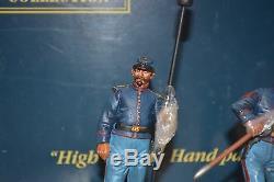 Oryon 1/32 54mm Metal soldier figure Civil War Union Artillery 1863 #6035