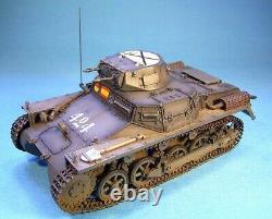 Panzerkampfwagen 1A #424 John Jenkins COND-01 Condor Legion Spanish Civil War