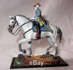 Pennant Miniatures Russia Civil War Robert E Lee on Horseback Figurine withBox