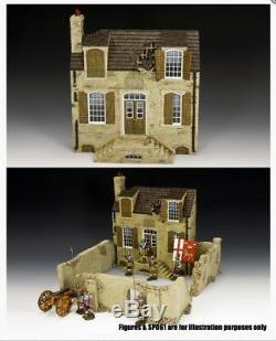 Retired SP064 European Farmhouse Mint In Box WW2 Napoleonic WW1 Civil War
