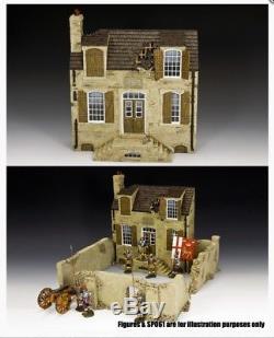 SP064 European Farmhouse Mint In Box SP 64 WW2 Napoleonic WW1 English Civil War