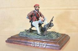 STADDEN SERIES 77 90mm AMERICAN CIVIL WAR UNION ZOUAVE SOLDIER MUSEUM QUALITY