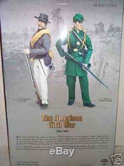 Sideshow 12 Inch CIVIL War Union Army 2nd Us Berdan Sharpshooter Soldier Mib
