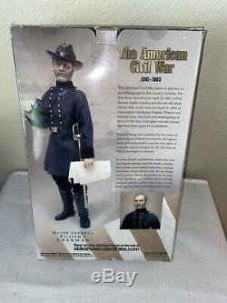 Sideshow 12 Inch CIVIL War Union Army Major General Sherman Mib