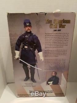 Sideshow Collectible Colonel Joshua Chamberlain Figure 12' Civil War Icon New