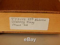 TEDTOY MINIATURES TT355B 29th Alabama Infantry Firing Civil War 5 Figures 54mm