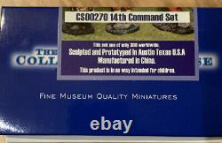 THE COLLECTORS SHOWCASE CIVIL War CS00270 14th Brooklyn Firing Line SET MIB