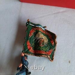 Toy Soldier Magazine Civil War Britains Spec. Edition Irish Brigade Flag Bearer