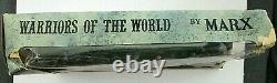 Vintage 1960 Warriors of the World Rare Box Set Civil War Confederate Soldiers