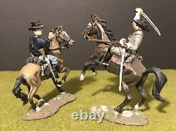 WBritians Leaders In Blue & Gray Nathan Bedford Forrest American Civil War 17100