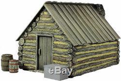 WILLIAM BRITAINS 51040 American Civil War Winter Hut No. 2