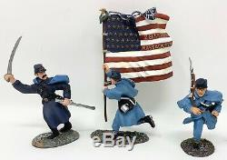 W Britain 17017 American Civil War Clear The Way
