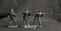 W. Britain 17806 American Civil War Union Infantry Firing Line Britains