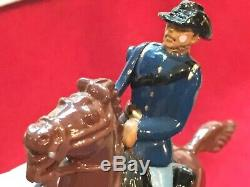 W. Britain #8854 Special Boxed Set American Civil War Union Cavalry- MINT